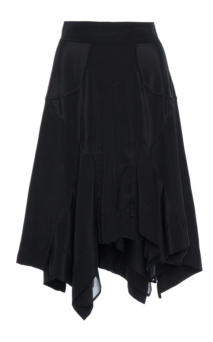 Asymmetrical Skirts